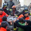 Slachtoffers Aardbeving Italië